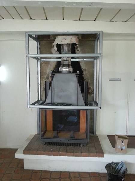 installation foyer 3 faces installation entretien. Black Bedroom Furniture Sets. Home Design Ideas