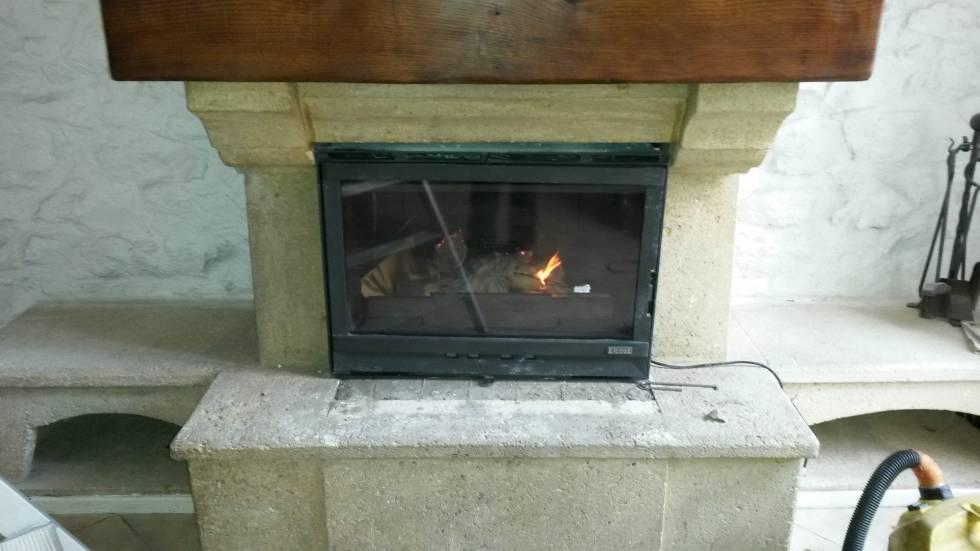 Nos archives mf chemin e for Pose insert cheminee normes